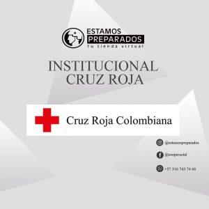 Dotación Institucional Cruz Roja Colombiana